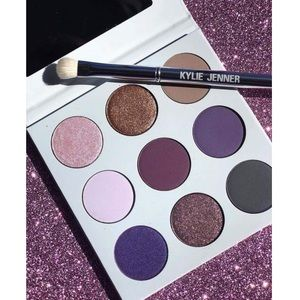 BNIB Kylie Cosmetics The Purple Eyeshadow Palette